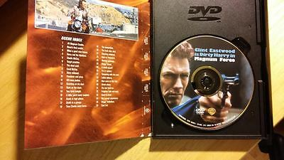 Magnum Force DVD: Clint Eastwood as Dirty Harry, Clint Eastwood Collection. 2001