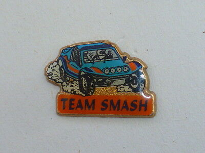 Pin's RALLYE, TEAM SMASH