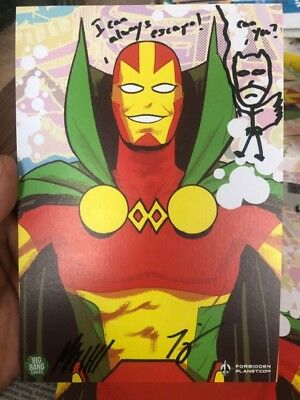MISTER MIRACLE by Tom King & Mitch Gerards Big Bang Comics Bookplate Edition.