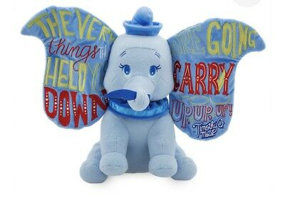 Disney Store Dumbo Plush Wisdom Memories Collection January Limited Edition  New