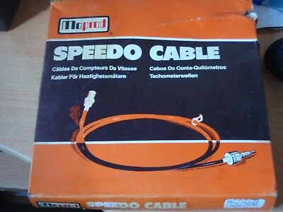 Triumph 2000,2500,2.5 PI, Speedo cable,Man/Overdrive/Auto  Gearbox, New Old Stk