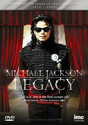 Michael Jackson - Legacy - The Definitive Story of the King of Pop 1958 - 2009 [