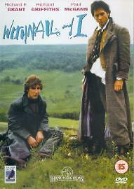 Withnail and I [DVD] Good PAL Region 2