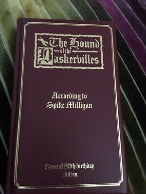 Spike Milligan - The Hound of the Baskervilles According to... - Signed Copy
