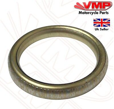 Honda CBR 125 R 2004-10 Exhaust to Engine Gasket 40 x 31mm Metal Crush-able