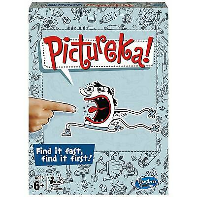 Pictureka! Board Game by Hasbro Gaming