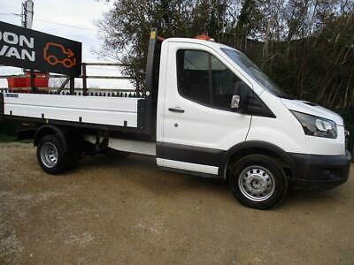 BF67DHV N/S Ford Transit T350 2.0TDCi S/Cab OSS Tipper DRW RWD 130PS - EURO 6