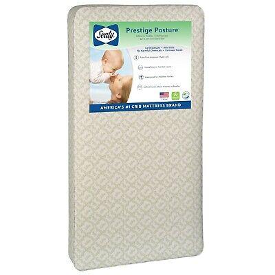Sealy Prestige Posture Infant and Baby Crib Mattress - Free Shipping!