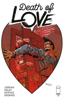Death of Love #3 Image  Comics 1st Print 2018 COVER A