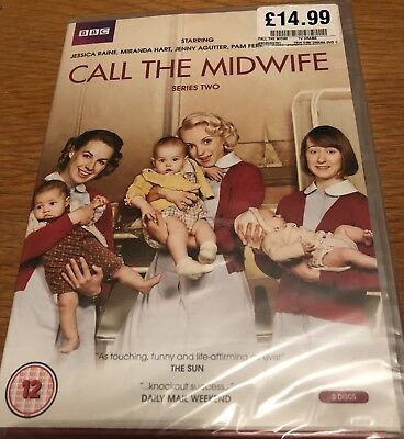 Call the Midwife Series One 2 Disc DVD