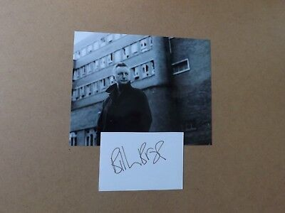Billy Bragg 'Punk-Folk-Activist' signed - COA