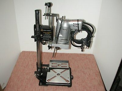 Vantage Black & Decker Bench Top Drill Press Stand With Tilt Table