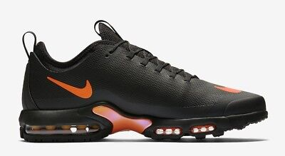NIKE AIR MAX Plus TN Ultra SE UK 9.5 EUR 44.5 Black Total