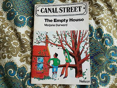Canal Street 'The Empty House' by Marjorie Durward Childern's Book