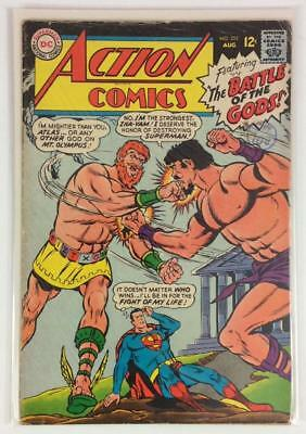 Action Comics #353 Silver Age Classic (DC 1967) VG condition.