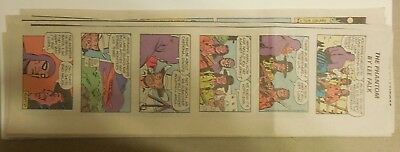 """(44) """"The Phantom"""" Sundays by Lee Falk from 1997 Near Complete Year ! Quarters"""