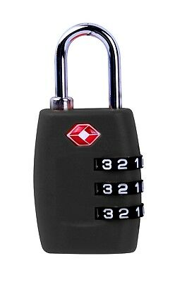 TSA Approved Combination Padlock Lock Luggage Suitcase Security Code Travel Bag