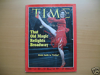 Time magazine 3 May 1971 Old Magic Relights Broadway