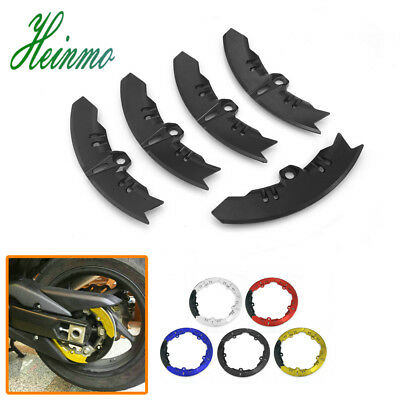CNC Transmission Belt Pulley Cover For Yamaha T-max 530 TMAX SX DX 2017-2018  BK