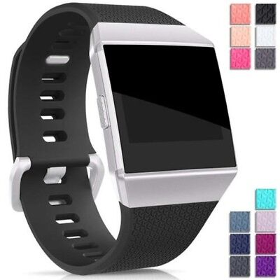 2 x Fitbit Alta Hr Bracelet Replacement Silicone Tape Band Fitness