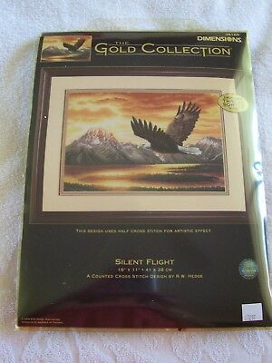 DIMENSIONS THE GOLD COLLECTION SILENT FLIGHT KIT  UNWORKED No. 35165