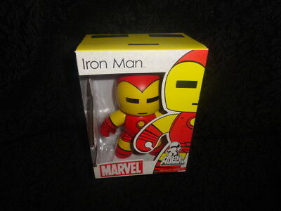 Marvel Universe Mighty Muggs Iron Man Action Figure - FREE SHIPPING