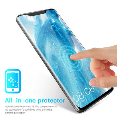 For Huawei Mate 20 Pro Lite Tempered Glass Ultra Slim Full 9H Screen Protector