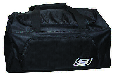 SKECHERS Duffle Bag Travel Gym Sports Duffel - Blue