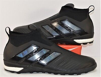 the best attitude 3a708 8f940 ADIDAS BOOST ACE Tango 17+ PureControl Black Turf Soccer Sz 10.5 NEW BY1942  RARE