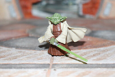 Yoda Star Wars Revenge Of The Sith Collection 2005