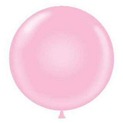 """KRAFTZ® 12/"""" Pearlised Latex Pink /""""It/'s a Girl/"""" Baby Shower Balloons Party Decor"""
