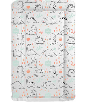 BABY CHANGE CHANGING MAT - Hello Dino - Nursery Range - Baby Shower Gift