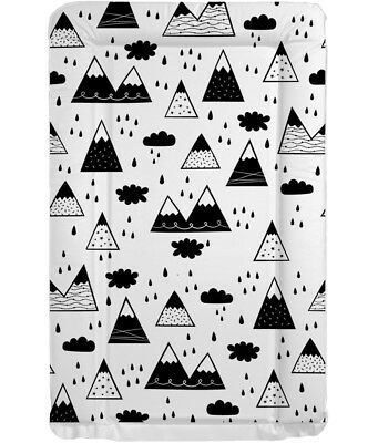 BABY CHANGE CHANGING MAT - Mountain Rain - Nursery Range - Baby Shower Gift