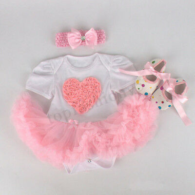 New Handmade Baby Clothes Fit for 22'' Reborn Doll Lifelike Short Pants Set 1