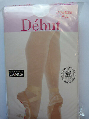 INFANTS AGE 2-6 BLACK Ballet Tights TOTS Debut SEAMED Tights with seams Girls