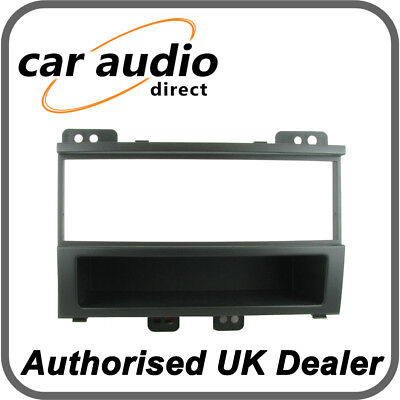 Connects2 CT24HY09 Facia Plate (Black) for Hyundai i20 2009> 2012