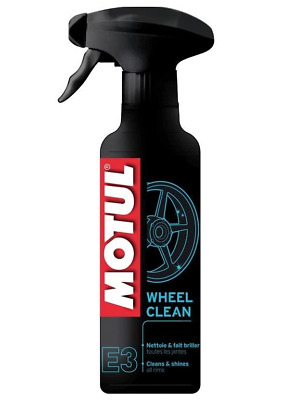 Motul E3 Wheel Clean - Rim Cleaner Ideal for Motorcycle Enduro Scooter Chopper