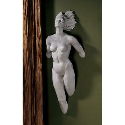 Design Toscano Stepping Out Wall Sculpture