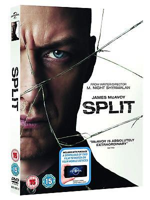 Split Glass Prequel New & Sealed DVD & Digital HD