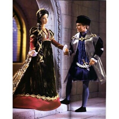 Barbie Collector Romeo and Juliet Set Limited Edition NRFB
