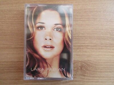 Lara Fabian Rare Korea Sealed Cassette Tape 2000