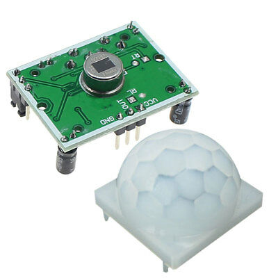Body Sensor Module Adjust IR Pyroelectric Infrared Human Motion Detection Part
