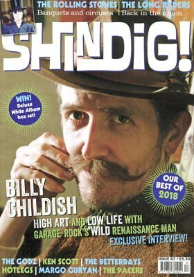 Shindig - Issue 87 - Billy Childish, The Rolling Stones, The Long Ryders