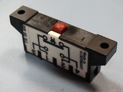 BALLUFF BSE 30.0-RK Replacement Limit Switch Kit 250V