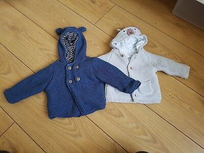 Baby boys clothes bundle 0-3 months (used) - 20+ items