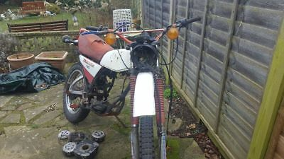 Yamaha dt 125mx/175mx spares or repairs
