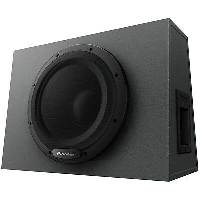 """PIONEER Sealed 12"""" 1300-Watt Active Subwoofer With Built-In Amp"""