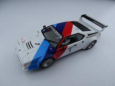 Carrera Evolution 27560 BMW M1 Procar Andretti 1979 - Neu !!