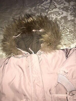 Bonpoint Snowsuit Fox Fur