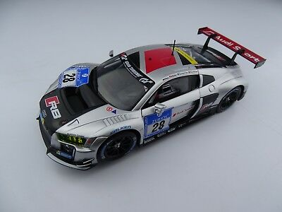 "Carrera Evolution Audi R8 LMS ""Audi Sport Team, No.28 - Neu !!"